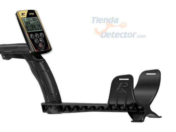 Barra telescópica detector de metales XP ORX