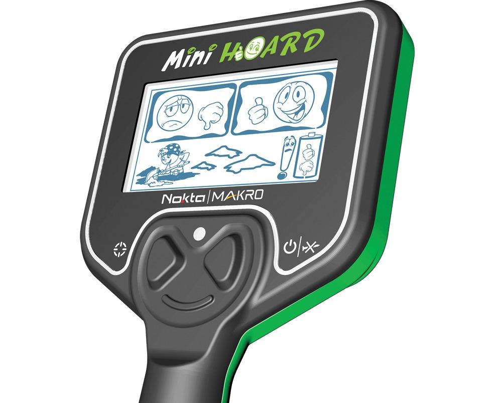 Pantalla detector de metales Nokta Mini Hoard