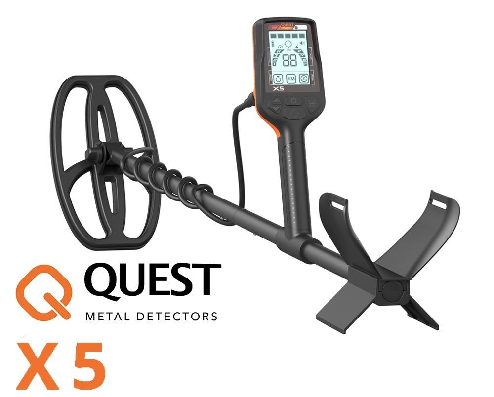 Detector de metales barato de iniciación