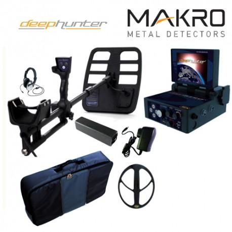 Detector de metales MAKRO DEEPHUNTER