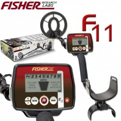 Detector de metales FISHER F11