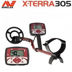 Detector de metales MINELAB X-TERRA 305