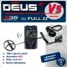 Detector de metales XP DEUS FULL CON PLATO DE 22