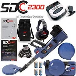 Detector de metales MINELAB SDC 2300