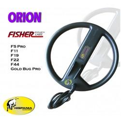 PLATO HISPANIA ORION para detectores de metales FISHER