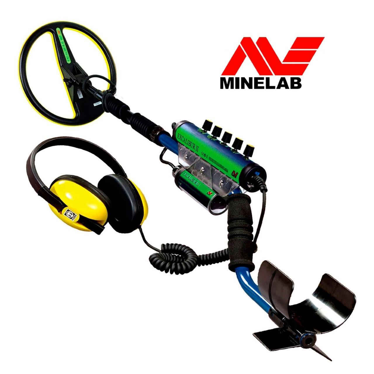 Minelab Excalibur II buceo profundo detector de metales