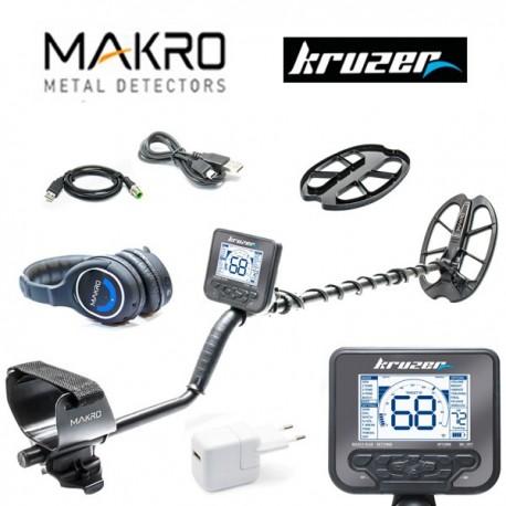 Detector de metales MAKRO KRUZER