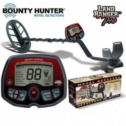 DETECTOR DE METALES BOUNTY HUNTER LAND RANGER PRO
