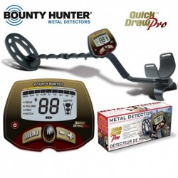 Detector de metales BOUNTY HUNTER QUICK DRAW PRO