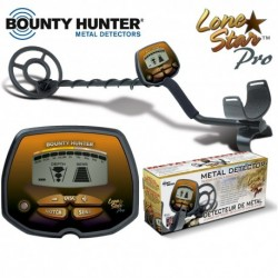 Detector de metales BOUNTY HUNTER LONE STAR PRO