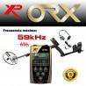 Detector de metales XP ORX PLATO REDONDO 22CM