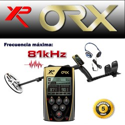 Detector de metales XP ORX PLATO ELIPTICO 24x13CM