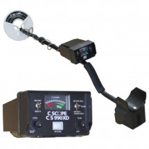 Detector de metales C.SCOPE CS 990XD