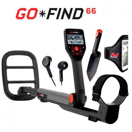 Detector de metales MINELAB GO FIND 66