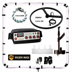 Detector de metales GOLDEN MASK DEEP HUNTER PRO 5