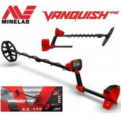 Detector de metales MINELAB VANQUISH 440