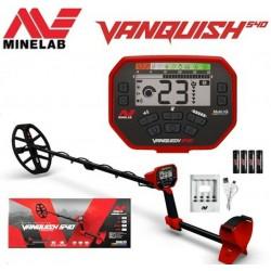 Detector de metales MINELAB VANQUISH 540