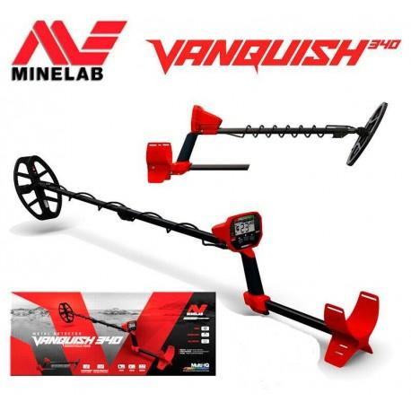 Detector de metales MINELAB VANQUISH 340