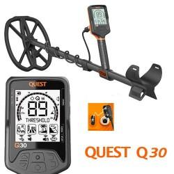 Detector de metales QUEST Q30