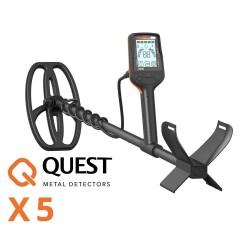 Detector de metales QUEST X5