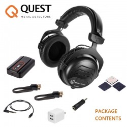 AURICULARES INALAMBRICOS QUEST WIRE FREE PRO AT