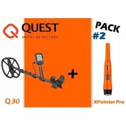 PACK QUEST Q30 + XPOINTER PRO