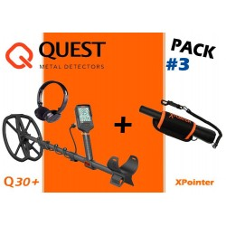PACK QUEST Q30+ y XPOINTER