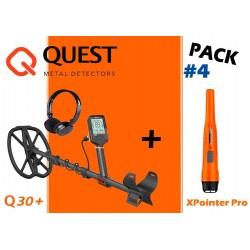 PACK QUEST Q30+ y XPOINTER PRO