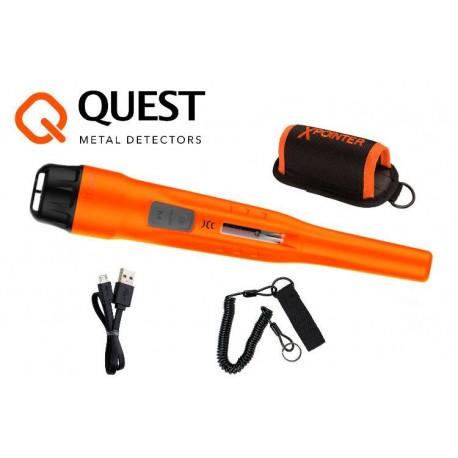 Detector de metales QUEST XPOINTER PRO