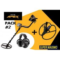 PACK Garrett APEX WHP + Súper Máximo
