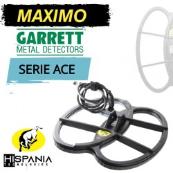 PLATO MAXIMO para detectores de metales GARRETT SERIE ACE