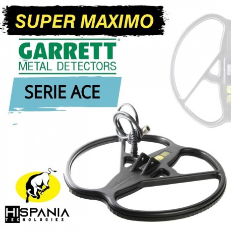 PLATO SUPER MAXIMO para detectores de metales GARRETT