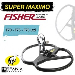 PLATO SUPER MAXIMO para detectores de metales FISHER