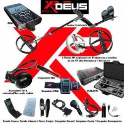 Detector de metales XP Deus Pack 1