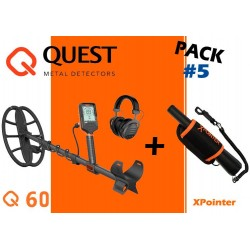 PACK QUEST Q60 y XPOINTER