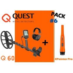 PACK QUEST Q60 y XPOINTER PRO