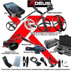 Detector de metales XP Deus Pack 2
