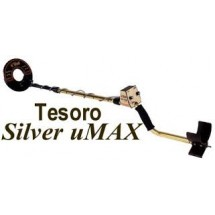 Detector de metales TESORO SILVER UMAX