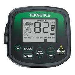 Detector de metales Teknetics Delta 4000