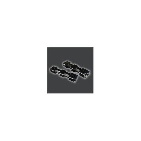 JUEGO DE PORTAPILAS para detectores de metales XP