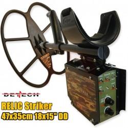 Detector de metales DETECH RELIC STRIKER