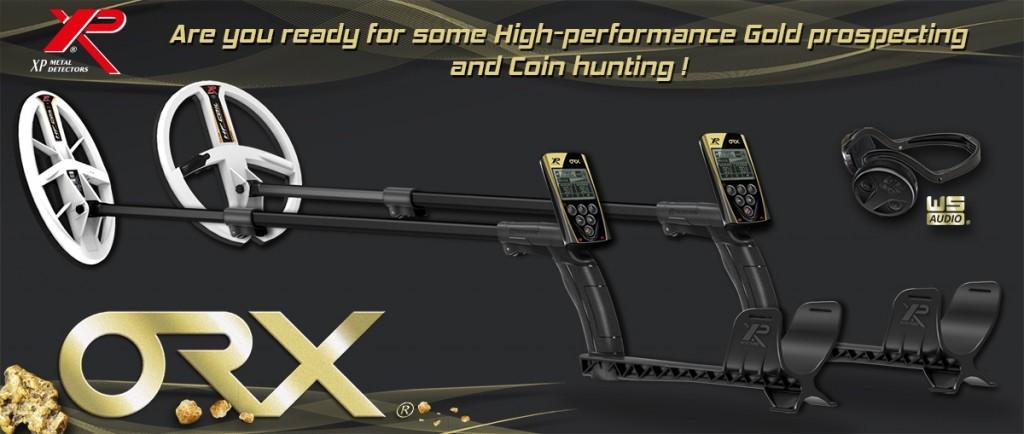 XP ORX – Características del nuevo detector de metales de la marca XP