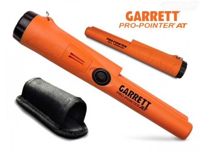 Guía rápida para el uso del Garrett Pro-Pointer AT. Sumergible!