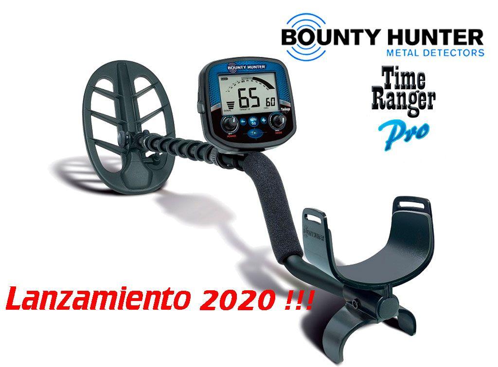 Presentación del Bounty Hunter Time Ranger Pro. Míralo aquí!