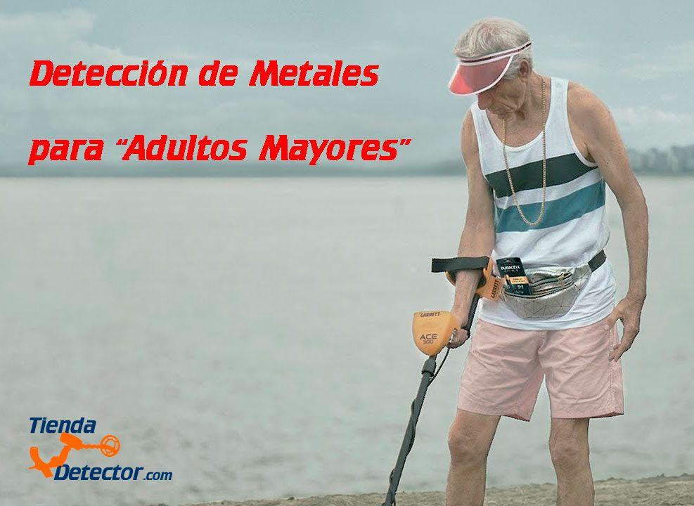 Detección de metales para adultos mayores. Te lo explicamos aquí!