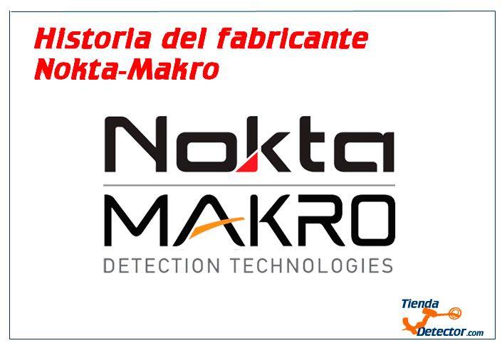 Empresa de detectores de metales Nokta-Makro. Aquí su historia!