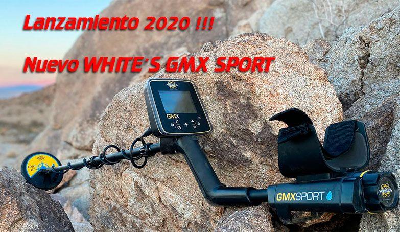 Características del nuevo White´s GMX Sport. Léelas aquí!