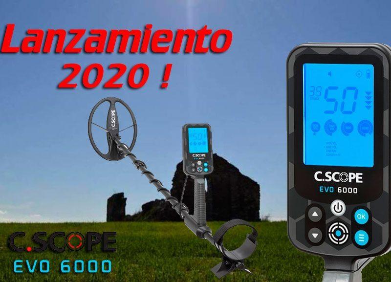 Nuevo C.Scope EVO6000. Aquí toda la información!