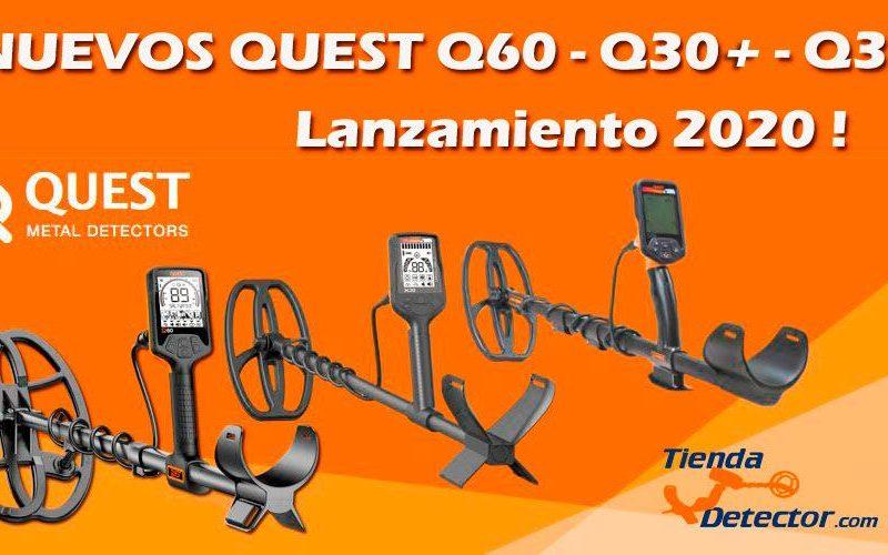 Características de los nuevos Quest Q30, Q30+ y Q60. Léelas aquí!