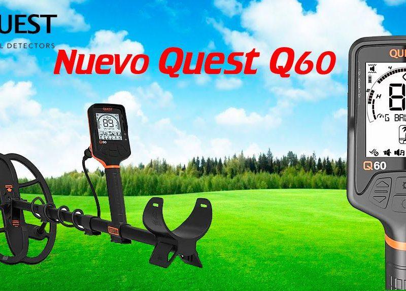 Todas las características del Quest Q60. Aquí las tienes!